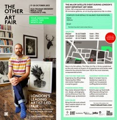 The Other Art Fair tickets, 17th-20th October 2013
