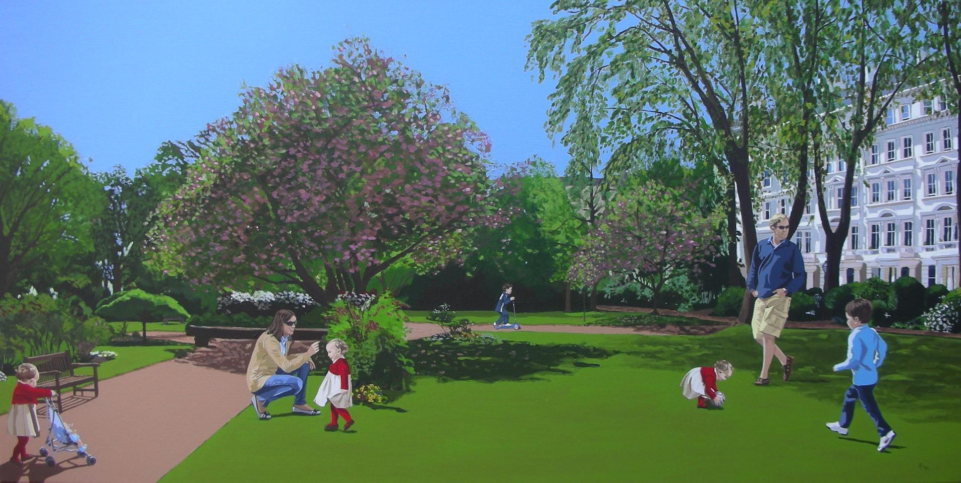 Stanhope Gardens 2009