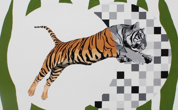 Searching for the Tiger, for The Other Art Fair
