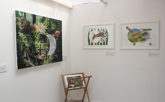 35th Open Studio at Wimbledon Art Studios