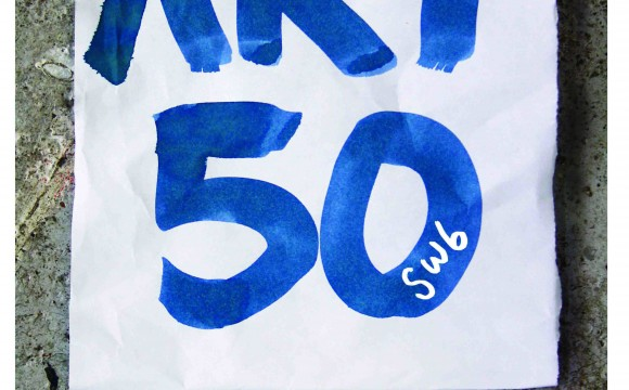 Art50, Pop Up, Fulham, 31st Oct- 6th Nov