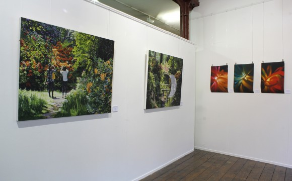 '12' Exhibition, Menier Gallery, 10-27 Feb