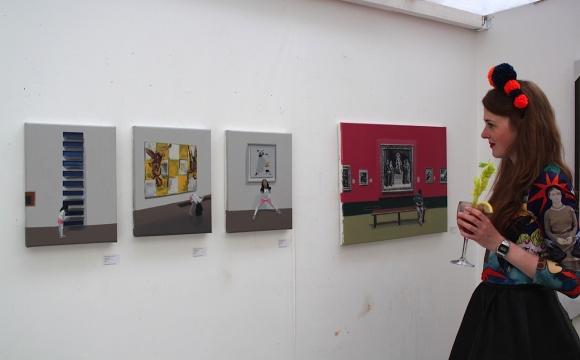May Open Studios, Wimbledon Art Studios