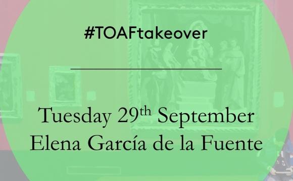 #TOAFtakeover 29th September 2015