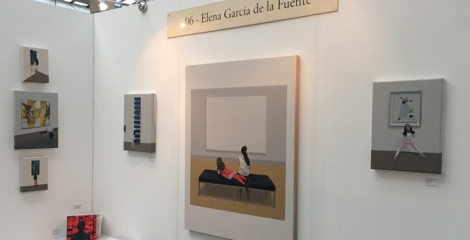 The Other Art Fair, October 2015