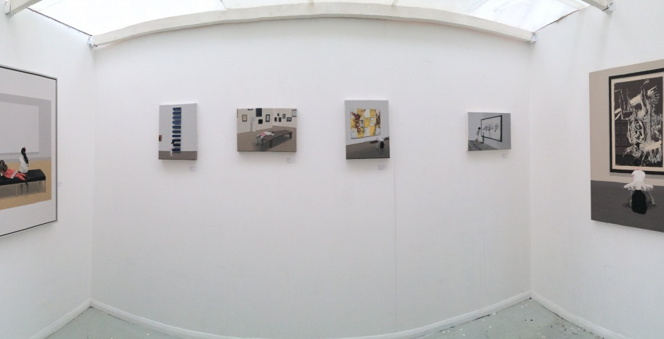 Open Studio, November 2015