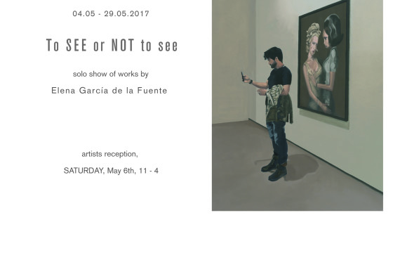 6-29 May ⎢To See or Not to See ⎢The Last Supper Gallery